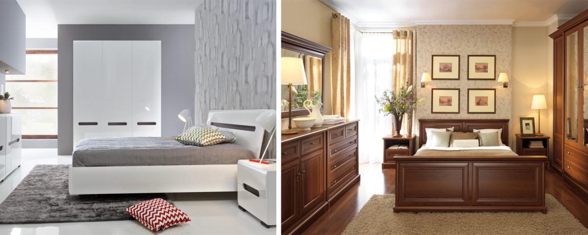 Dormitor modern sau clasic?